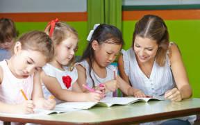 Curso de Técnicas de Apoyo a la Etapa Infantil