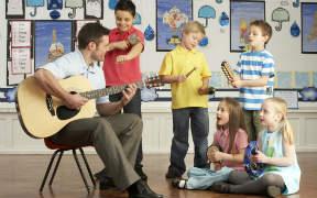Curso a distancia de Didáctica de la Música en Educación Infantil