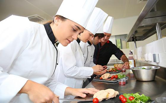 Cursos De Cocina Profesional | Curso A Distancia Online De Chef Cocinero Profesional Jefe De