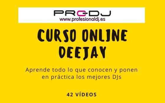 Curso online de Deejay (42 vídeos)