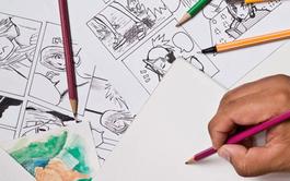 Curso virtual (Online) de Diseño y Diagramación de Historietas
