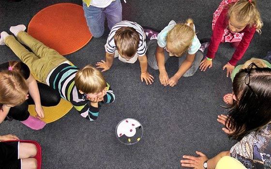 Curso a distancia de Educación Infantil y Psicomotricidad desde el Movimiento y el Juego