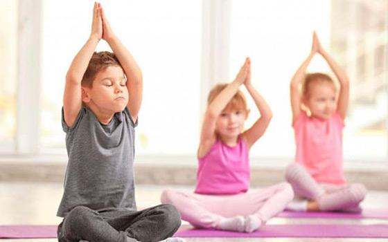 Curso online de Monitor de Yoga Infantil